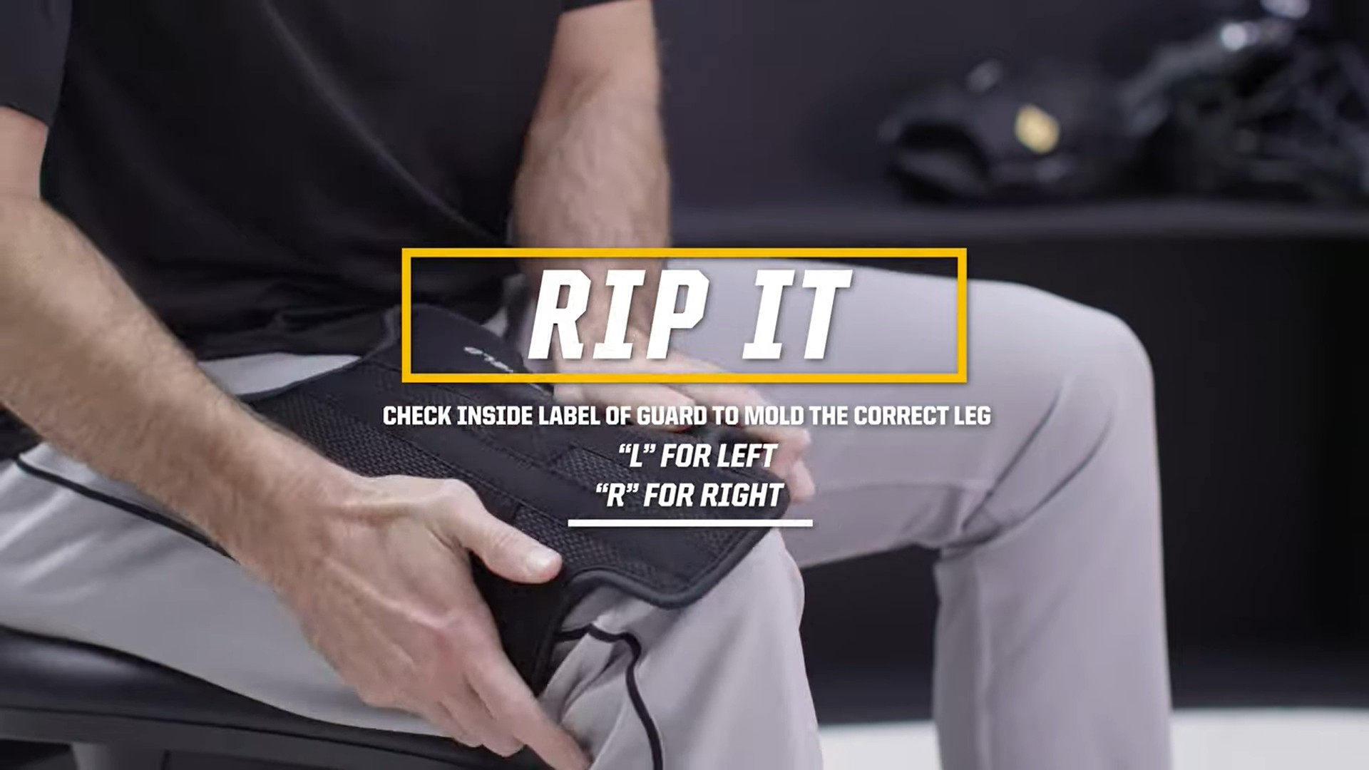 EvoShield-Catcher's-Gear-Fitting-Video-How-To